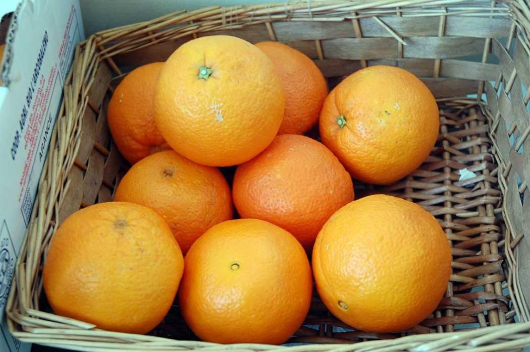 Orangenlimonade selbst herstellen