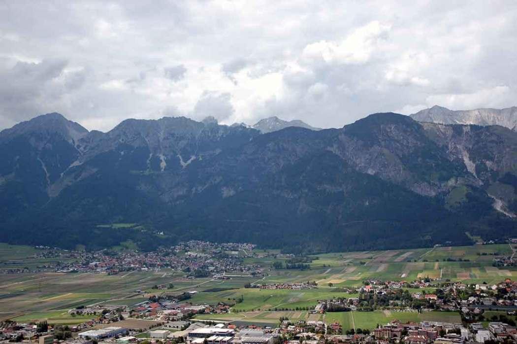 Panorama Inntal
