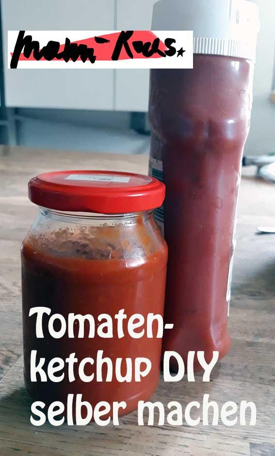 Tomaten verwerten: Rezept Tomatenketchup
