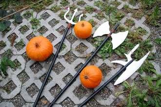 Mittelalter Holz-Waffen und Kostüme für Halloween DIY