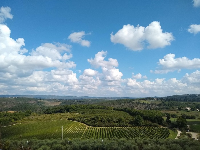 Gourmet Tour of Tuscany Chianti Classico Hills