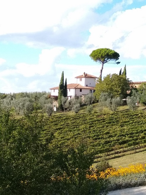 Gourmet Tour of Tuscany Starts at Villa Le Corti