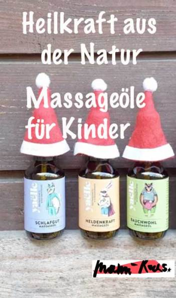 Massageöle für Kinder