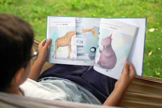 personalisiertes Bilderbuch