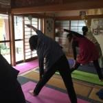 ハタヨガは瞑想のための身体づくり