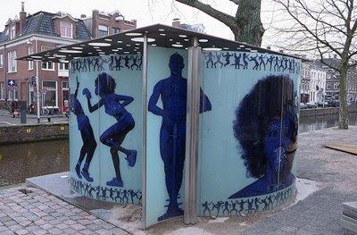 Gratis straatkunst in Groningen