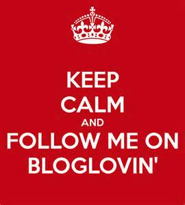 Volg mij op Bloglovin