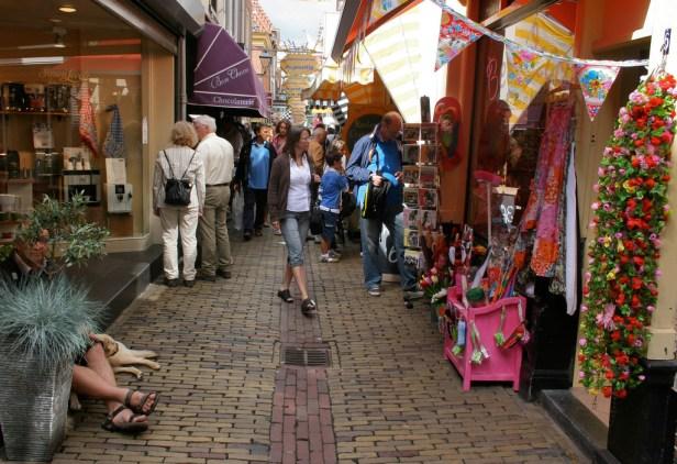 De Magdalenastraat in Alkmaar, leukste winkelstraten
