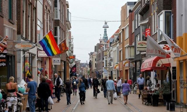 Folkingestraat- Groningen, leukste winkelstraten