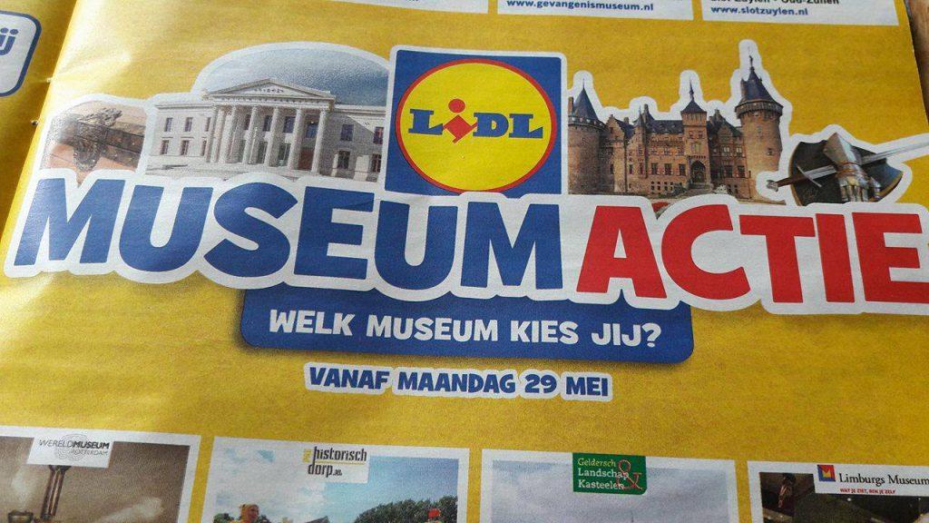 Ontdek een museum of een kasteel voor slechts 1 euro