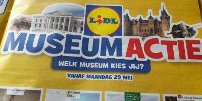 Lidl museumactie