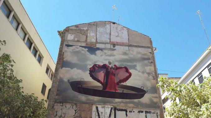 Valencia, El Carmen, Street Art