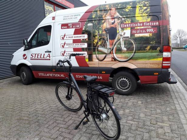 mobiele showrooms