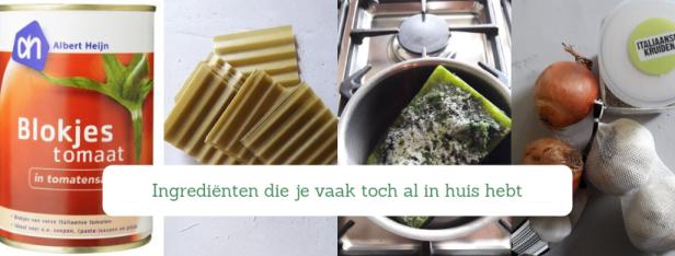 HelloFresh Ingrediënten die je vaak in huis hebt