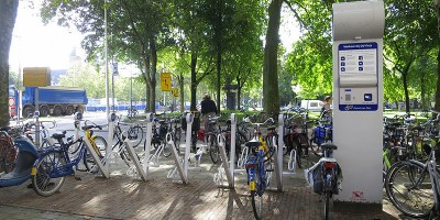 OV fiets selfservice