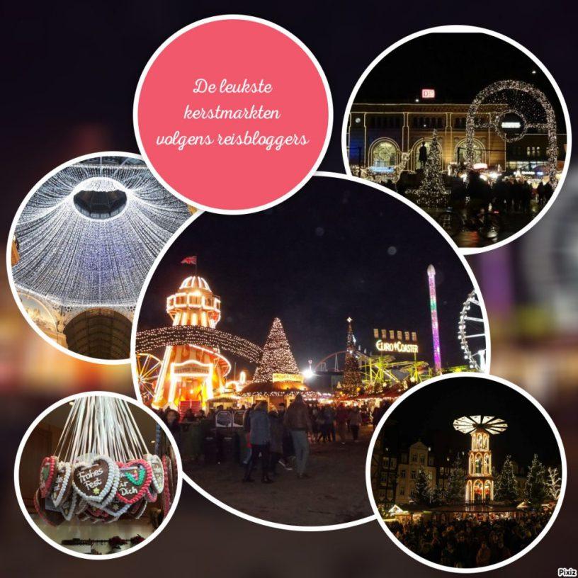 Kerstmarkten de leukste volgens reisbloggers