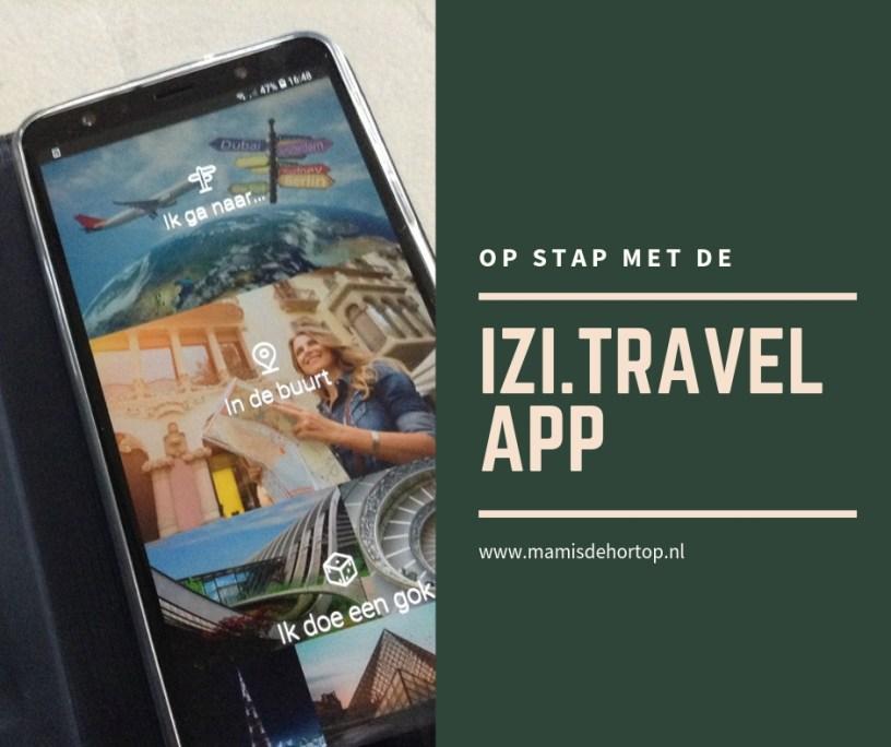i-TRAVEL app