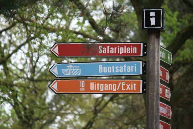 safari in de Beekse Bergen