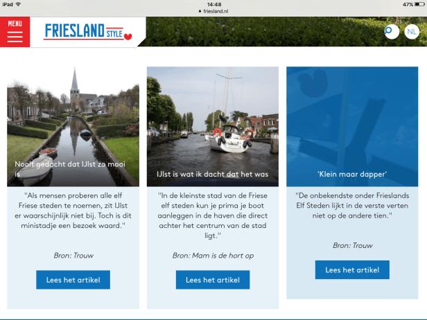 elf steden IJlst Friesland.nl