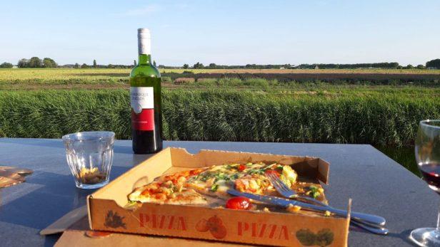 Westfriese Omringdijk pizza's