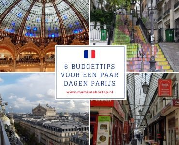 6 Budgettips voor een paar dagen Parijs (1)