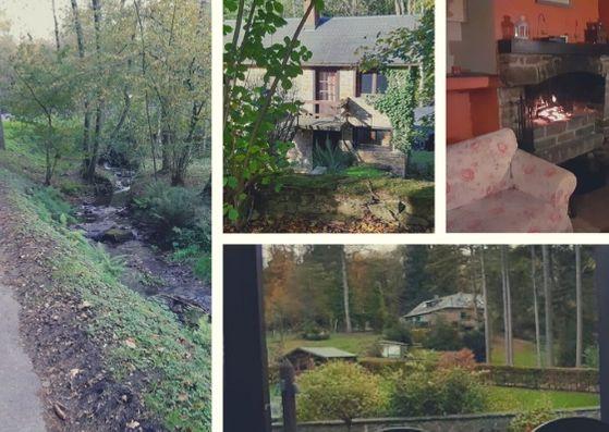 Vakantiehuisje in de Ardennen (1)