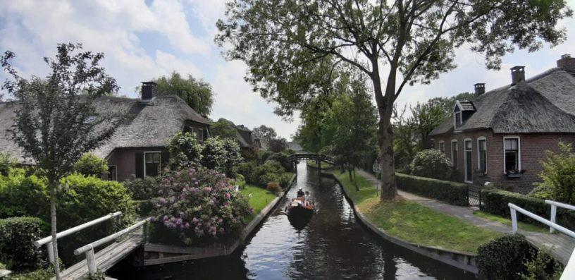 Op de fiets naar Giethoorn