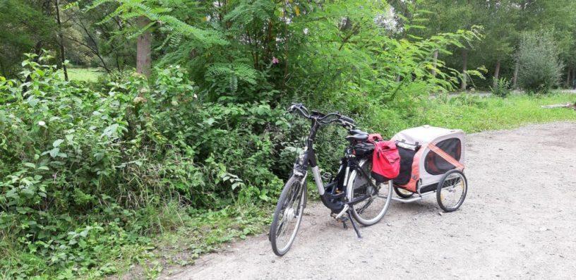 Een stevig fietsslot