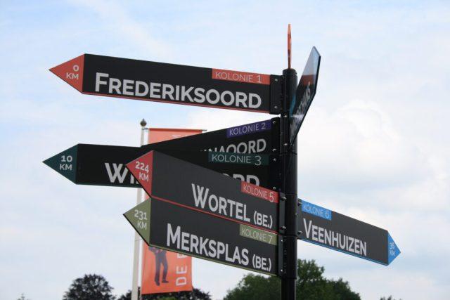 Monumentenroute Frederiksoord