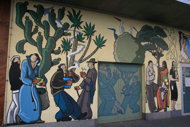 straatkunst gratis tot do's Antwerpen