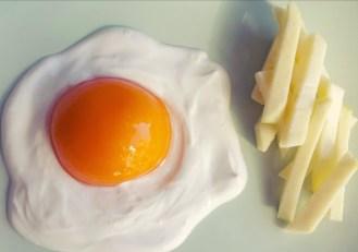 Trampantojo Huevo frito
