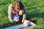 A Kindergartner dealing with loss and grief