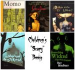 My Favorite Scary Books for Children