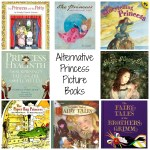 Alternative Princess Picture Books