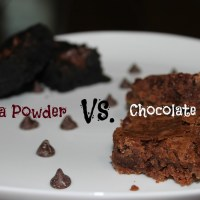 Chocolate Brownies Experiment!