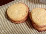 Lemon Black Pepper Cornmeal Cookies