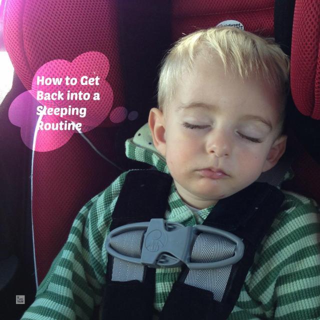SleepingRoutine