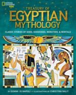 Treasury of Egyptian Mythology for Kids