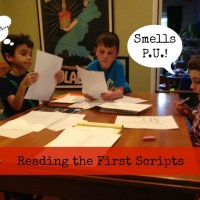 Movie Class - Kids Reading Scripts