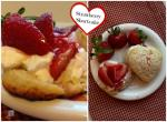 Strawberry Shortcake to Celebrate Friendship