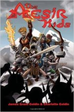 The Aesir Kids – a Fantasy Novel based on Norse Mythology