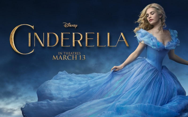 Kenneth Branagh's New Cinderella