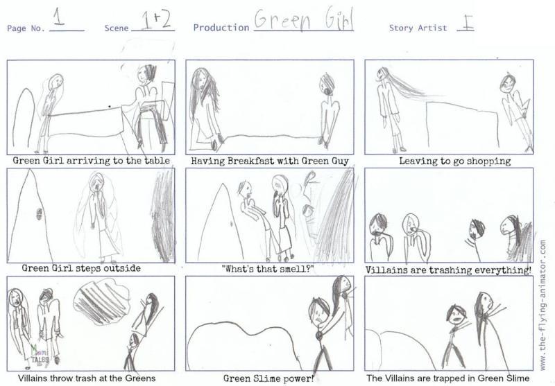 StoryboardIK