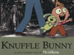 Short Bread cookies and Knuffle Bunny