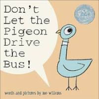 Mo Willems and his Pigeon Books