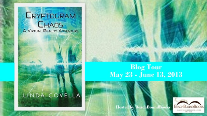Cryptogram Chaos Blog Tour!