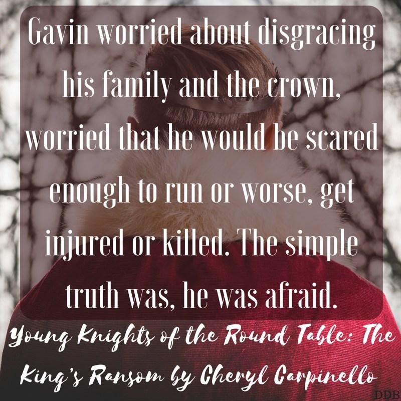 King's Ransom Excerpt Gavin