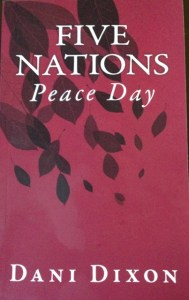 Five Nations Peace Day Book