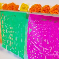 How to make easy Papel Picado
