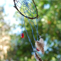 How to Make a Dreamcatcher and How to Make it Catch Bad Dreams